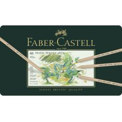 CREIOANE PASTEL PITT 60 CULORI Faber-Castell [1]