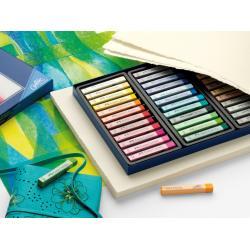 Creioane Pastel Soft 36 Culori Faber-Castell2