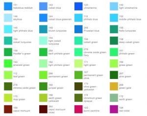 Creion colorat Polychromos Faber-Castell (120 culori)3