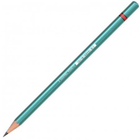 Creion Grafit Metallic Green HB Rotring [1]
