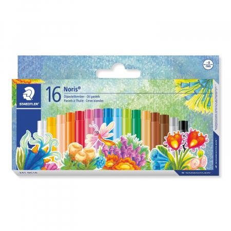 Creioane colorate pe baza de ulei Noris Staedtler [0]