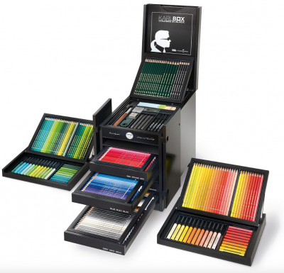 Art & Graphic KARL BOX Faber-Castell1