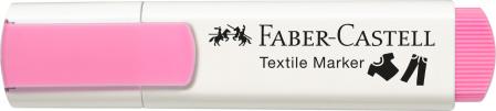 Marker Textil Roz Faber-Castell [1]