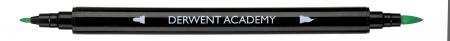 Markere cu 2 capete - varf tip pensula si varf fin, 8 buc/set Derwent Academy [4]