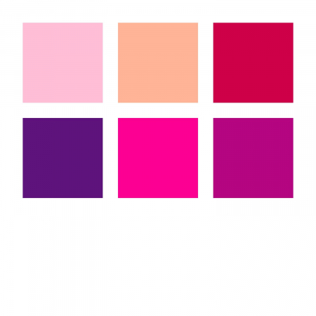 Set 6 culori Carioca Triplus Color 323 Flamingo 1.0 mm Staedtler2