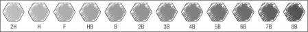 Set Arta Creion Grafit Castell 9000 Faber-Castell3