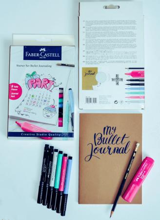 Set Bullet Journaling 9 Buc Faber-Castell [3]