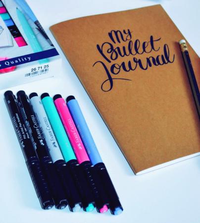 Set Bullet Journaling 9 Buc Faber-Castell [2]