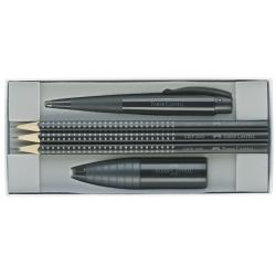 Set Cadou Black Edition Faber-Castell0