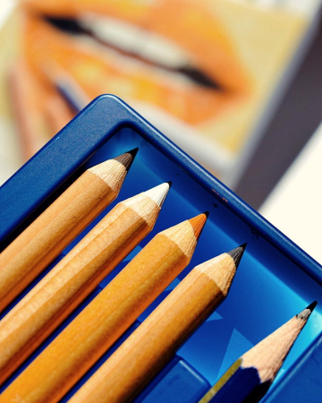 Set Desen 6 Buc Pentru Schite Faber-Castell [2]