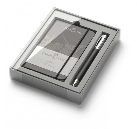 Set Promo Pix Ambition Precious Resin + Agenda A6 Faber-Castell0