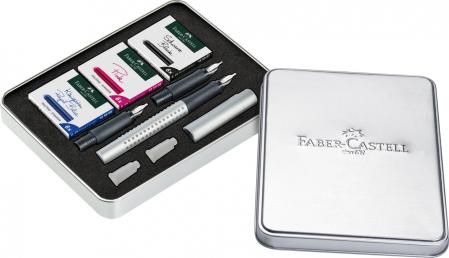 Set Stilou Caligrafic Grip 2011 Faber-Castell [1]
