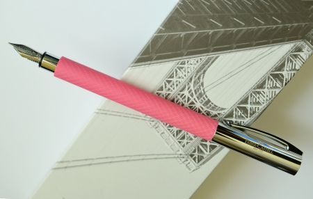 Stilou Ambition OpArt Pink Sunset Faber-Castell4