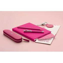 Stilou Guilloche Electric Pink Graf Von Faber-Castell2