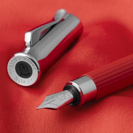 Stilou Tamitio India Red Graf Von Faber-Castell [1]