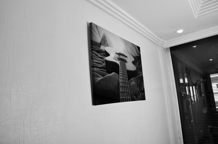 Tablou Canvas - Guitar [4]