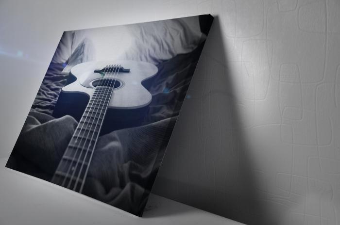 Tablou Canvas - Guitar [2]