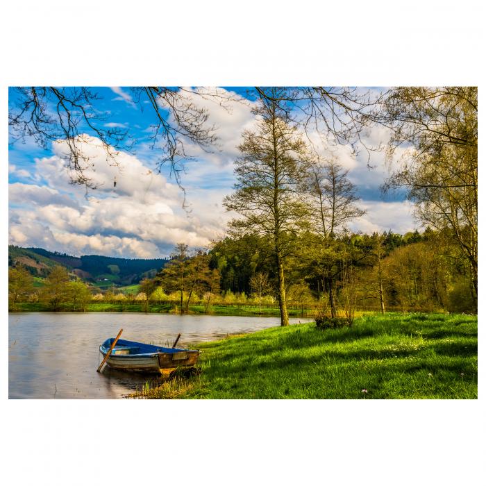 Tablou Canvas - Lake [0]