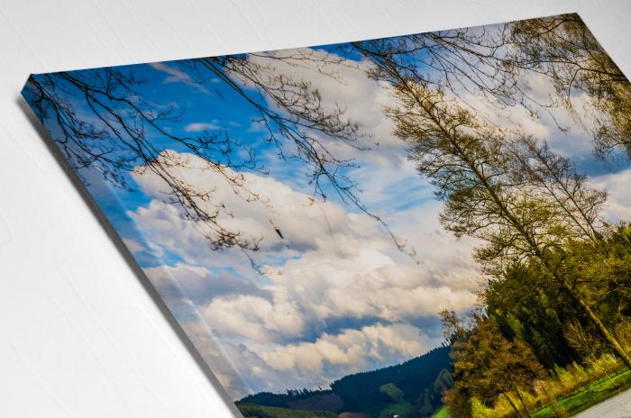 Tablou Canvas - Lake [3]