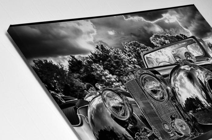 Tablou Canvas - Old car [3]
