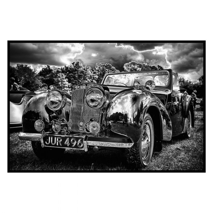 Tablou Canvas - Old car [0]