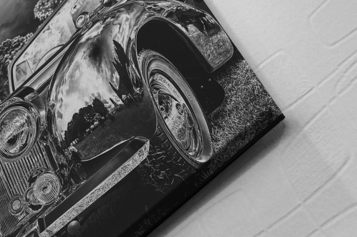 Tablou Canvas - Old car [1]