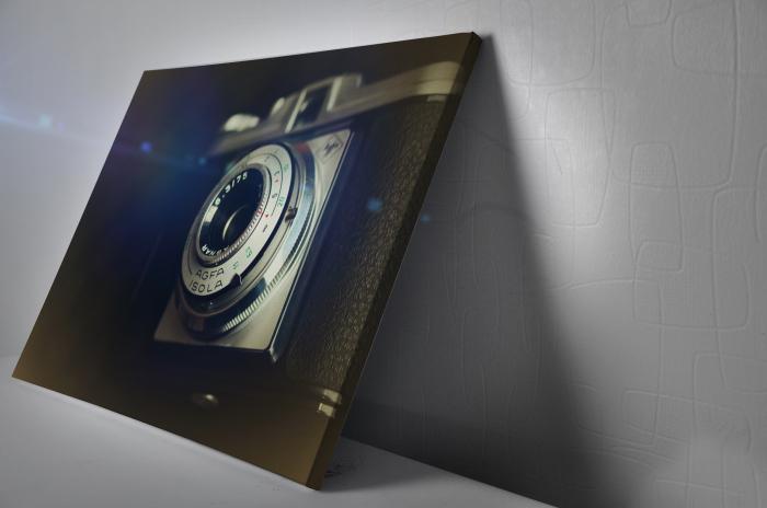 Tablou Canvas - Photo Camera [2]