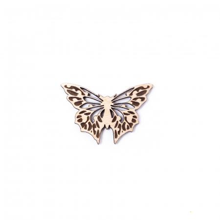 Martisor Fluture din Lemn [1]