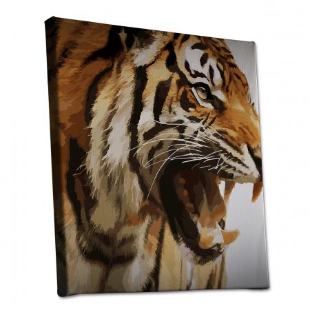 Tablou Canvas - Animation Tiger [0]