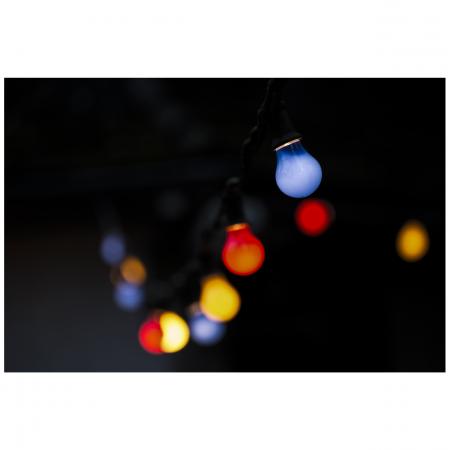 Tablou Canvas - Colored Bulbs [0]