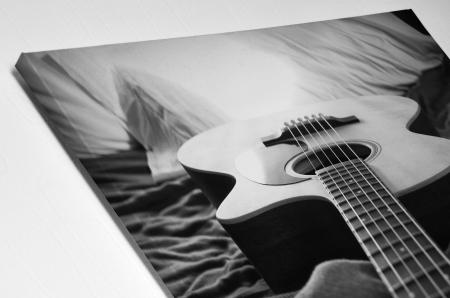 Tablou Canvas - Guitar [3]