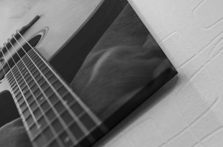 Tablou Canvas - Guitar [1]