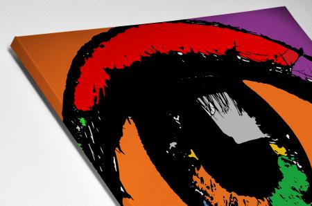 Tablou Canvas  - POP ART EYE [3]