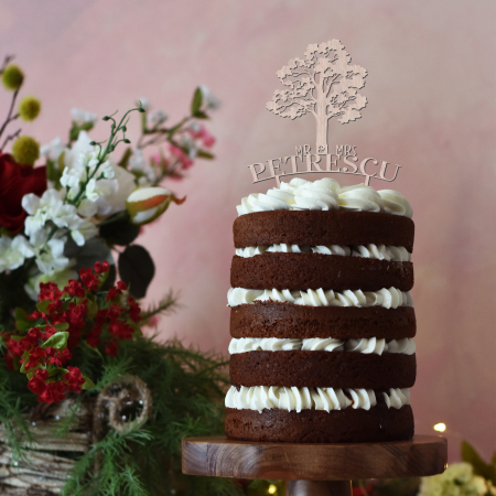 Topper_Mr&Mrs_Tree_Cake_Topper_cadou_din_lemn [1]