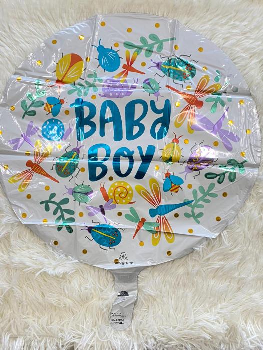 Balon folie Baby Boy animalute insecte 43 cm [1]
