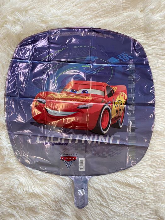 Balon folie Cars 3 Lightning McQueen 43cm 1