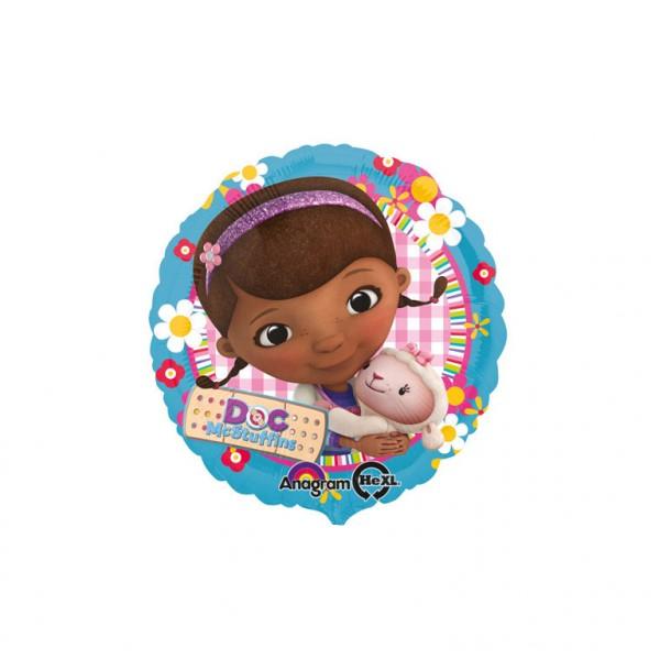Balon folie Doc McStuffins / Doctorita Plusica 43cm 0026635275330 0