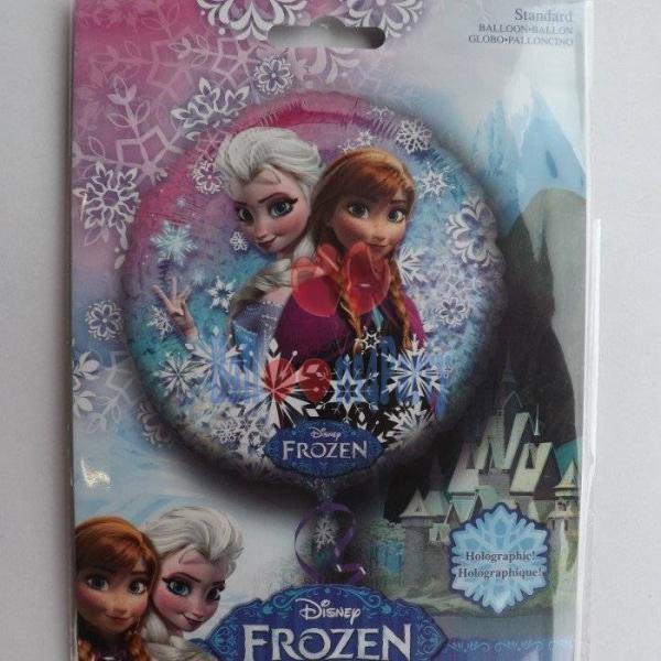 Balon folie Frozen Ana si Elsa 43cm 2