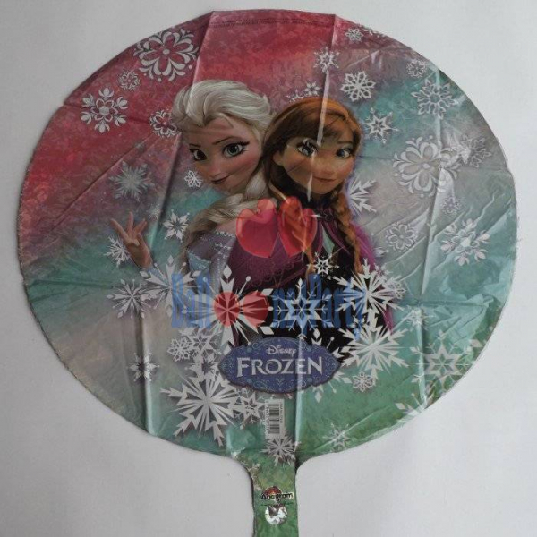 Balon folie Frozen Ana si Elsa 43cm 1