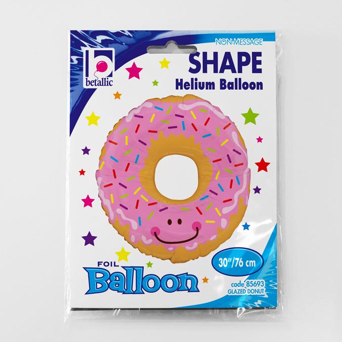 Balon folie gogoasa / Donut 76 cm [1]