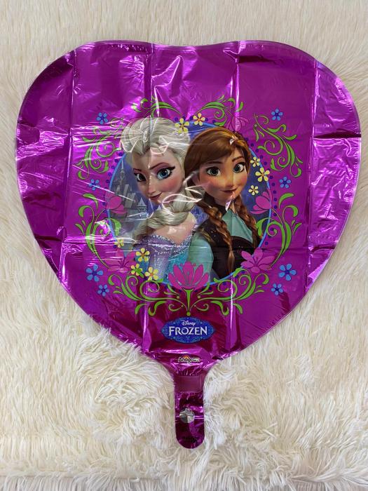 Balon folie inima Frozen Ana Elsa 43 cm [1]