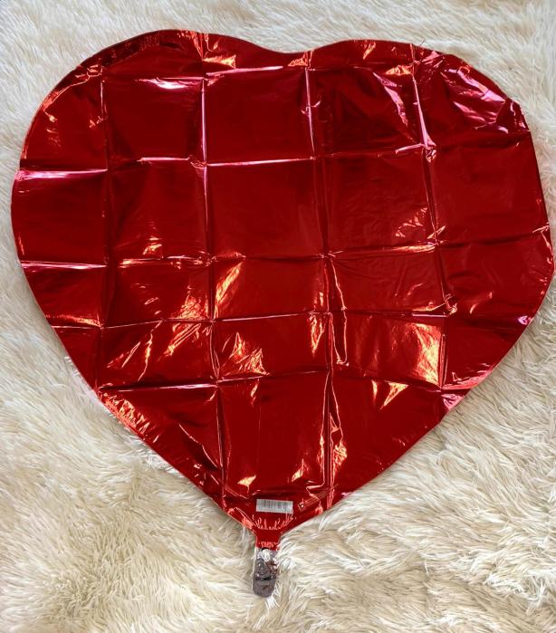 Balon folie Inima Poker 76 cm [1]