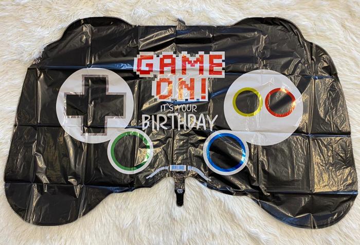 Balon folie joystick / controller game 91 cm [2]