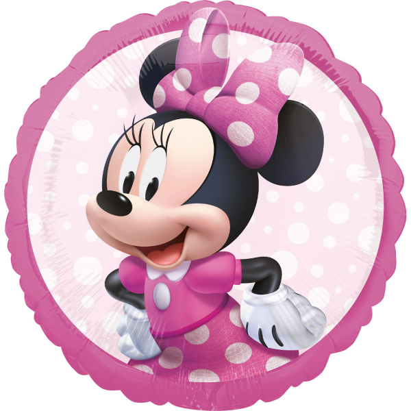 Balon folie Minnie Mouse Forever 43 cm 0026635407045 0