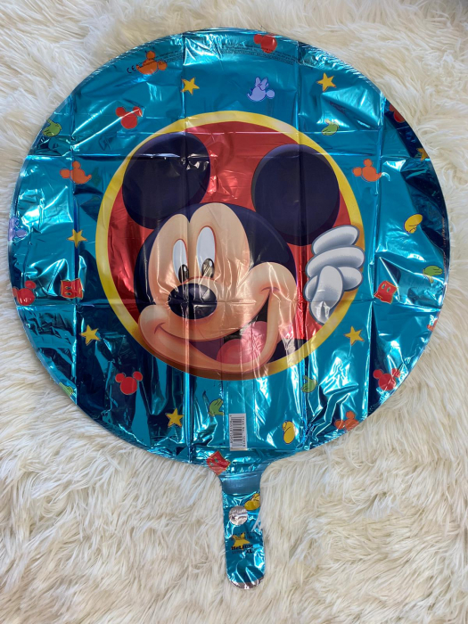 Balon folie Mickey Caracter 43cm 0080518109587 [1]