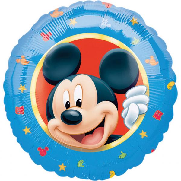 Balon folie Mickey Caracter 43cm 0080518109587 0