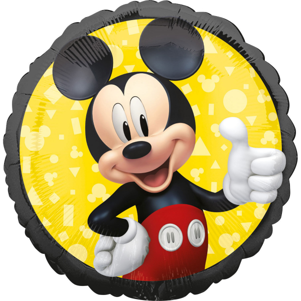 Balon folie Mickey Mouse Forever 43 cm 0026635406994 0