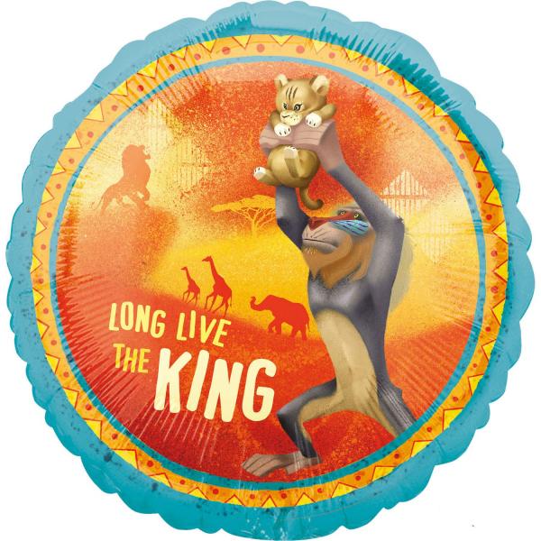 Balon folie Lion King / Regele leu 43 cm 0026635398756 0