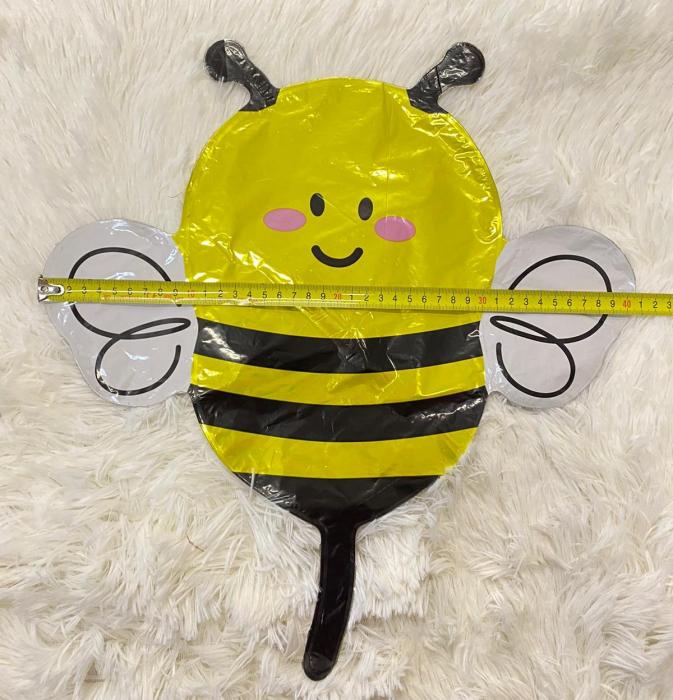 Balon folie mini figurina Albinuta / Bee 33 * 40 cm [2]