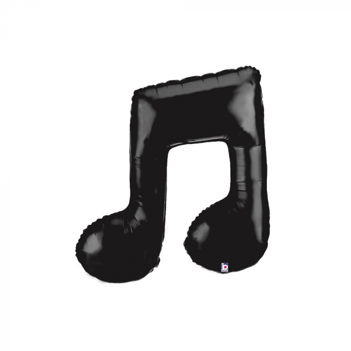 Balon folie mini figurina nota muzicala 30 * 38 cm [0]